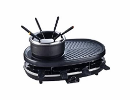Trebs GRILL & FONDUE SET; e99322