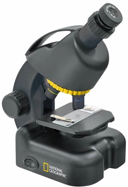 Bresser National Geographic 40–640x Microscope w/smartphone adapter; 9119501