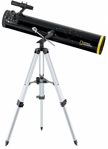 Bresser National Geographic 114/900 AZ Telescope; 9011200