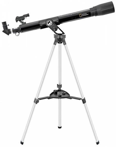 Bresser National Geographic 60/800 AZ Telescope; 9010000