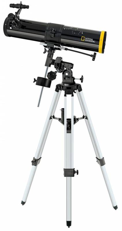 Bresser National Geographic 76/700 EQ Telescope; 9011000