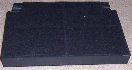 Beko UF-1 uhlíkový filtr CTB6407X (hranatý) 16B1; CTB6407X