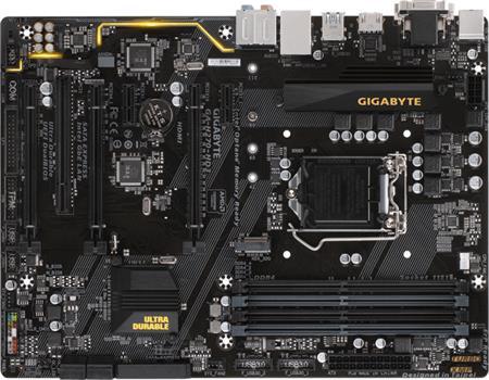 GIGABYTE GA-H270-HD3, soc. LGA1151 - základní deska; GA-H270-HD3