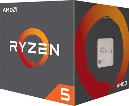 AMD Ryzen 5 1500X 4core (3,6GHz) chladic Wraith; YD150XBBAEBOX