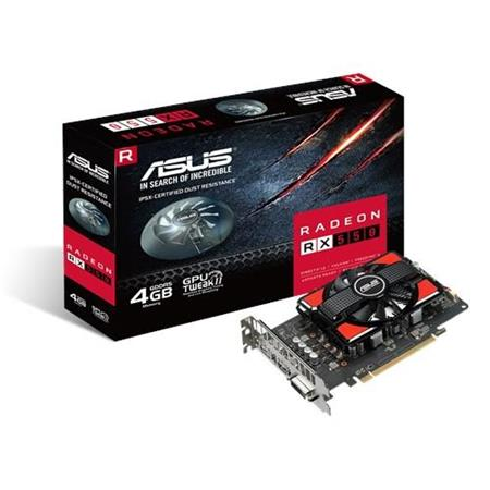 ASUS RX550-4G ; 90YV0AG0-M0NA00