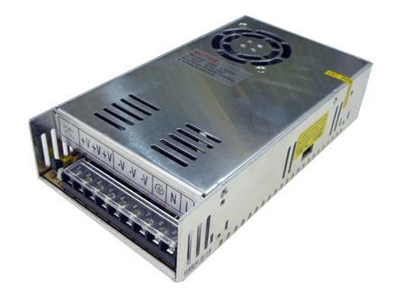 LEDme průmyslový LED napájecí zdroj 480W 12V; NJ-O-480W-12V