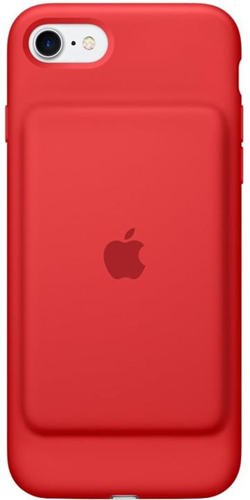 Apple iPhone 7 Smart Battery Case - červená; MN022ZM/A