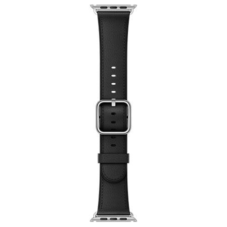 Apple Watch 42mm Black Classic Buckle; MPWR2ZM/A
