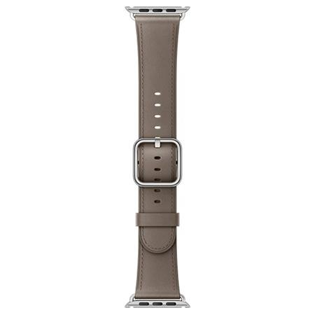Apple Watch 42mm Taupe Classic Buckle; MPX12ZM/A