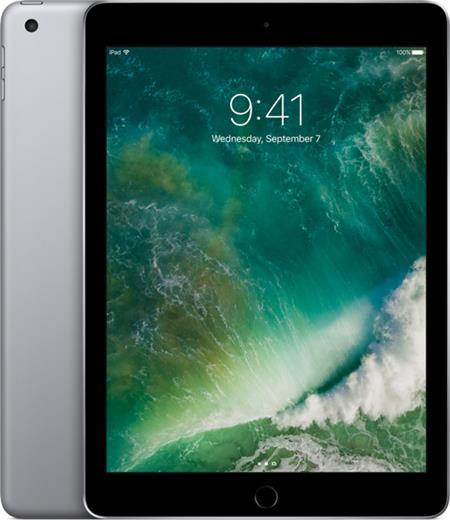 APPLE iPad 128GB, WIFI, šedá; MP2H2FD/A