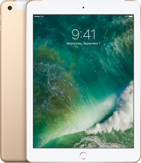 Apple iPad Cellular 32GB, LTE, zlatá; MPG42FD/A
