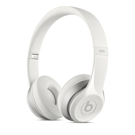 Beats By Dr. Dre Solo 2, bílá; MH8X2ZM/B
