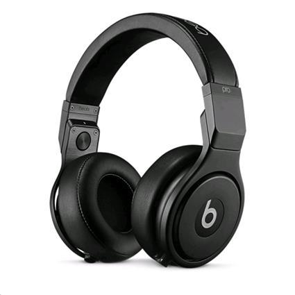 Beats PRO, Černá; MHA22ZM/B