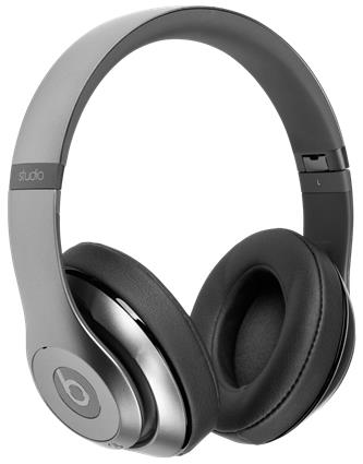 Beats by Dr. Dre Studio Wireless. Titanium; MHAK2ZM/B