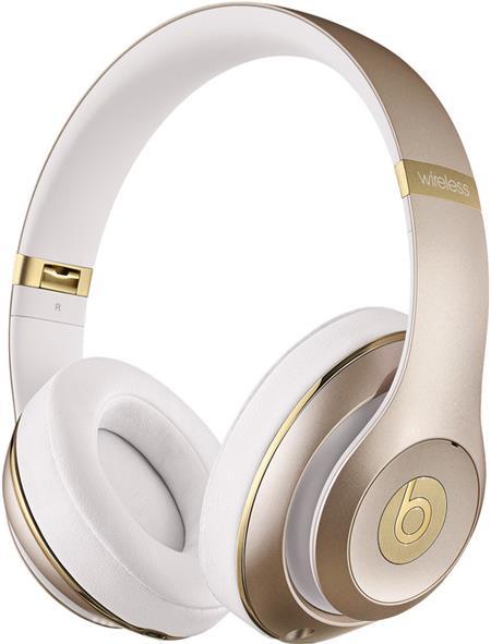 Beats Studio Wireless Over-Ear Headphones - zlatá; MHDM2ZM/B