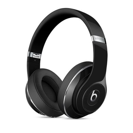 Beats Studio Wireless Over-Ear Headphones - leskle černá; MP1F2ZM/A