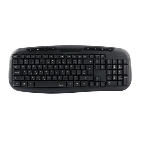 Hama klávesnice Cellino; 53932