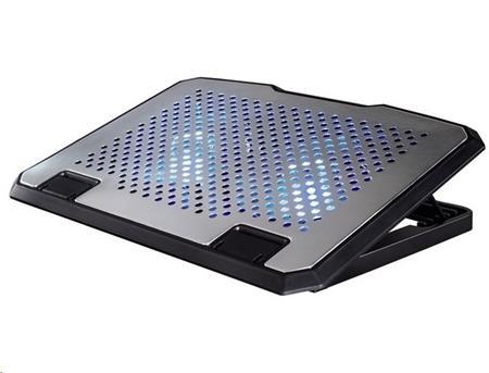 """Hama chladící stojan pro notebook """"Aluminium""""; 53064 - Hama chladící pro notebook Aluminium 53064"""