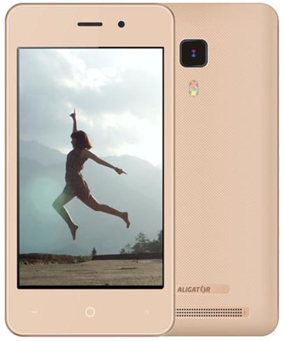 ALIGATOR S4080 Duo zlatý; AS4080GD