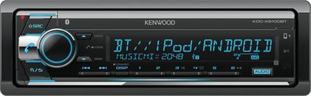 Kenwood KDC-X5100BT; KDC-X5100BT