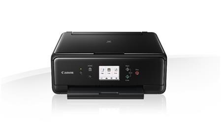Canon PIXMA TS6050 - inkoustová multifunkční tiskárna, A4, USB, Wi-Fi, černá; 1368C006
