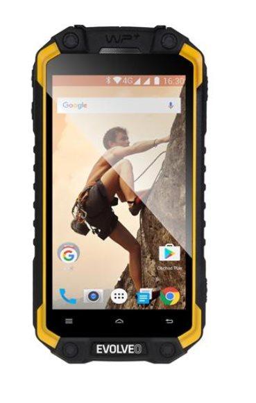 EVOLVEO StrongPhone Q9 LTE; SGP-Q9-Y