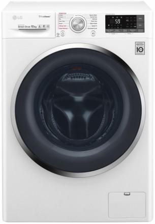LG - Pračka automatická parní F104J8JS2W + 10 let záruka na motor; F104J8JS2W
