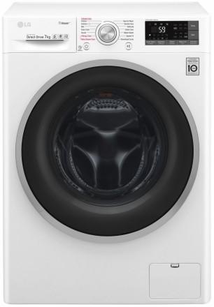 LG - Pračka automatická parní F72J7HY1W + 10 let záruka na motor; F72J7HY1W