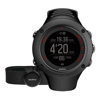 Suunto Ambit3 Run Black HR; SS021257000