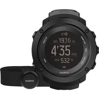 Suunto Ambit3 Vertical Black HR - hodinky; SS021964000