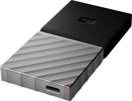 WD My Passport SSD - 1TB; WDBK3E0010PSL-WESN