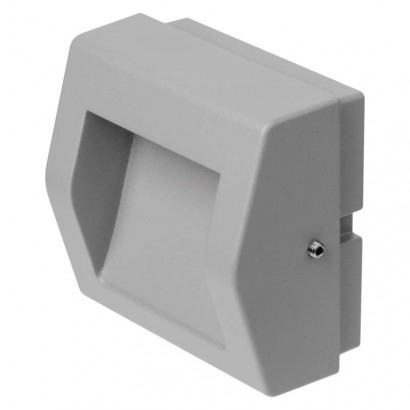 EMOS LED orientační přisazené svítidlo, obd. 4W teplá bílá IP54 ZC0103; 1545000030