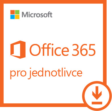 Office 365 Personal 32-bit/x64 All Lng - předplatné na 1 rok - elektronická lice; QQ2-00012