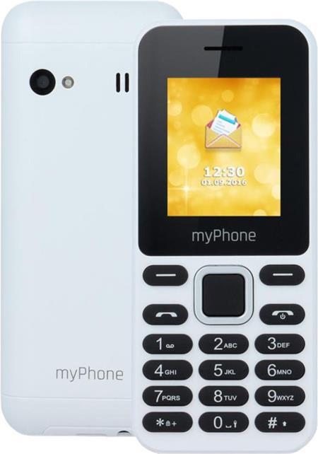 myPhone 3310 BÍLÝ; TELMY3310WH