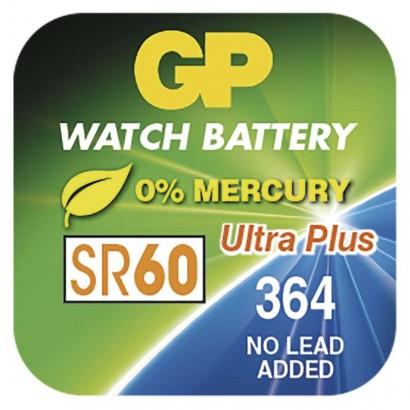 Knoflíková baterie do hodinek GP 364F; 1043036435