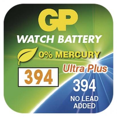 Knoflíková baterie do hodinek GP 394F; 1043039425