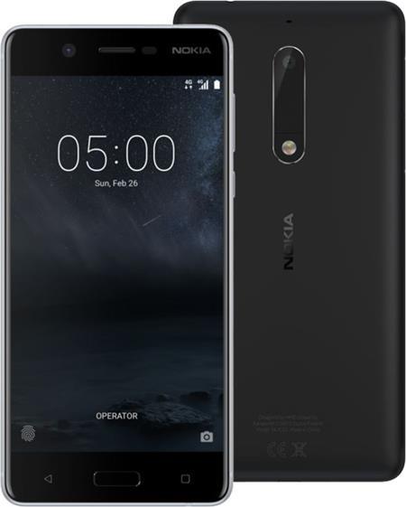 Nokia 5, Dual Sim, černá; 11ND1B01A14