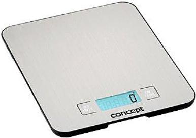CONCEPT VK-5710 - Digitální kuchyňská váha s nosností 15 kg s hodinami a minutkou.; vk5710