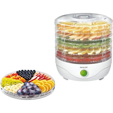 Sencor SFD 750WH Sušička potravin; 41006105