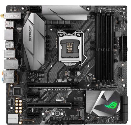 Asus ROG STRIX Z370-G GAMING (WI-FI AC) - základní deska; 90MB0VZ0-M0EAY0