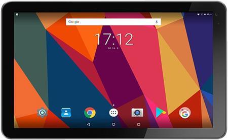 "UMAX VisionBook 10Q Plus - Tablet 10,1"", 1280 x 800, 1GB RAM, 16GB, WIFI, android 7, černý; UMM200V1M"
