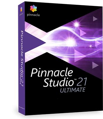 Pinnacle Studio 21 Ultimate ML EU; PNST21ULMLEU