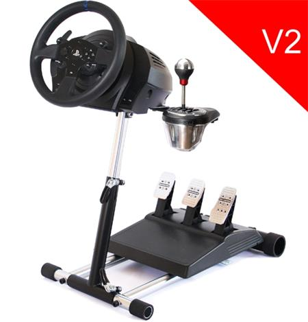 Wheel Stand Pro DELUXE V2,stojan pro volant a pedály Thrustmaster T300RS,TX,TMX,T150,T500,T-GT,TS-XW; T300/TX - Thrustmaster Ferrari 458 Italia (Xbox 360)