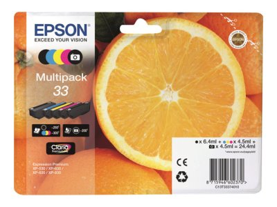 Epson C13T33374011 - originální; C13T33374011