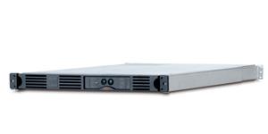 APC Smart-UPS 750I RM 1U black/USB; SUA750RMI1U