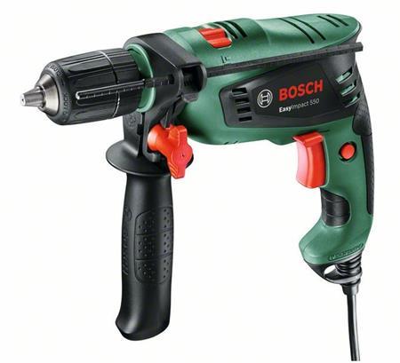BOSCH EasyImpact 550 - vrtačka, elektrická, příkon 550w; 0603130020