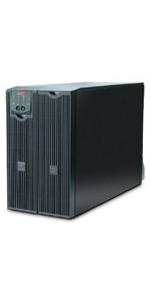 APC Smart-UPS RT 8000VA, 230V, ONLINE; SURT8000XLI