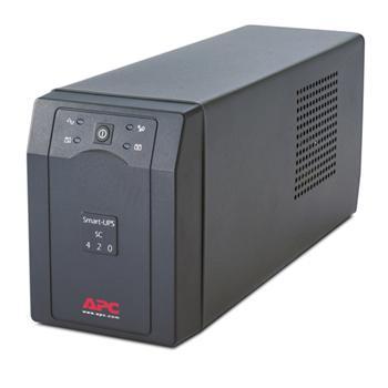 APC Smart-UPS SC 420VA 230V; SC420I