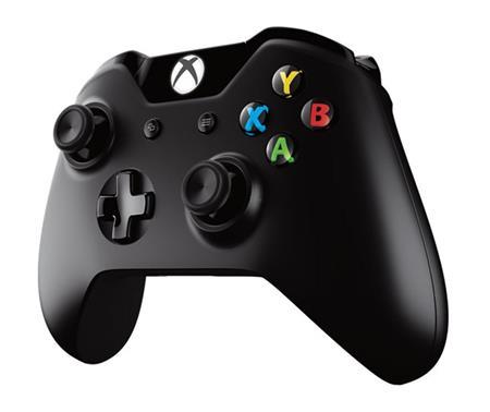 XBOX ONE - Bezdrátový ovladač Xbox One S černý [Nottingham]; 9100721 - Microsoft Xbox One S Wireless Controller
