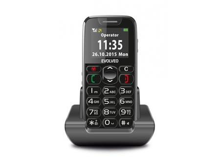 EVOLVEO EasyPhone EP-500-BLK; EP-500-BLK